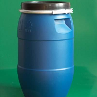 山东东星塑业供应30L大口包箍HDPE塑料桶