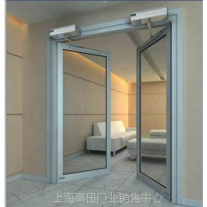 供应供应90度平开自动门/上海玻璃门/上海无框门