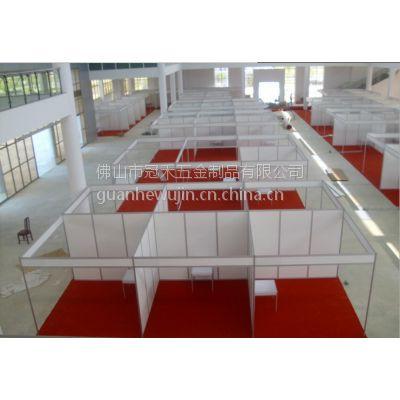 供应厂家直销国际展会专用展位 多功能铝制标准展位 会场布置连排摊位