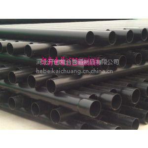 供应衡水热浸塑钢管【国家电网专用管】