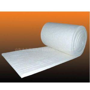 供应建平顶窑用1260高纯型陶瓷纤维耐火甩丝毯
