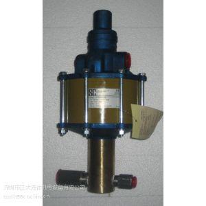 供应SC10-600-2气动泵,SC气动液压泵 10-6000W020L