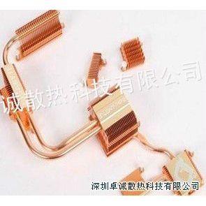 供应热管焊接散热器