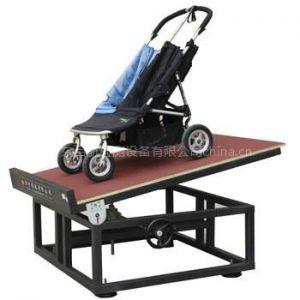 供应婴儿车刹车效果试验机/儿童推车寿命测试机