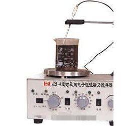 供应JB-4 --定时、双向、电子恒温磁力搅拌器
