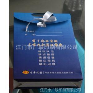 供应江门江海区 加工生产彩印手挽袋 纸袋 礼品袋 牛皮袋 购物袋