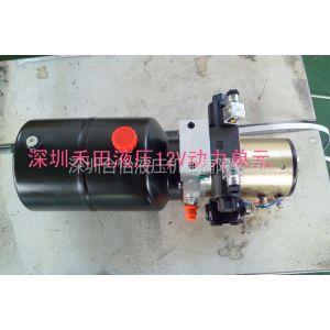供应陕西韦品达动力单元,动力包液压系统,液压泵站.