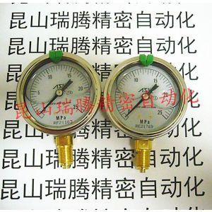 供应ASK油压表OPG-AT-G1/4-60x25MPa ASK甘油压力计