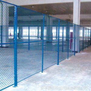 供应深圳市仓库车间隔离栅网珠海钢板网护栏网规格样式