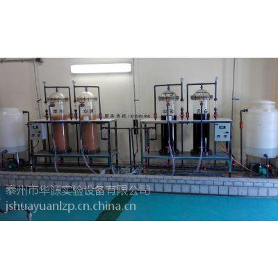 供应泰州华源公司生产的THYJ-2501-2氢电导阳离子交换树脂动态再生装置 变色树脂