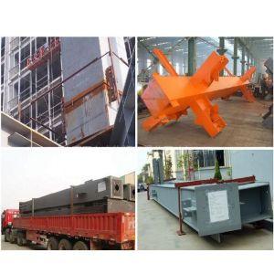 供应箱型柱|钢结构工程|大型厚壁方矩管|沈阳天力杰专业生产加工