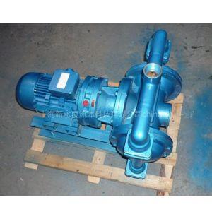 供应DBY-P型口径DN10~100mm 不锈钢 电动隔膜泵 不锈钢水泵