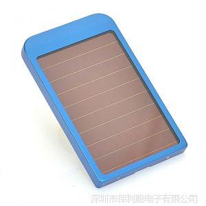 供应移动电源 工厂批发多功能手机万发USB迷你太阳能应急智能三星苹果