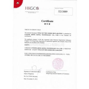 供应香港厂商会加签,香港总商会盖章,香港转口CO办理流程和费用和时间?
