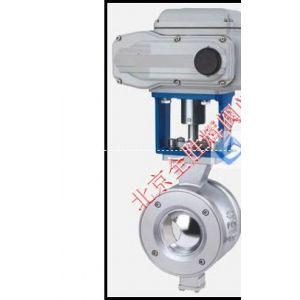 供应进口德国力特LIT电动V型调节球阀