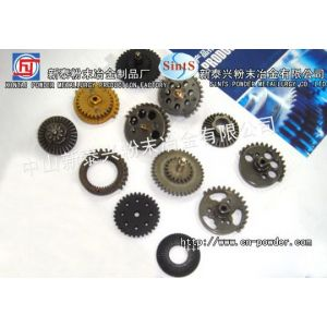 供应供应粉末冶金玩具配件,玩具齿轮,SHS齿轮,波箱齿轮