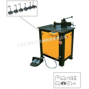 供应铁艺设备,弯花机