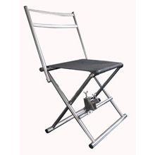 东安户外休闲凳 钓鱼凳 写生凳 不锈钢折叠马扎 户外家俱休闲用品