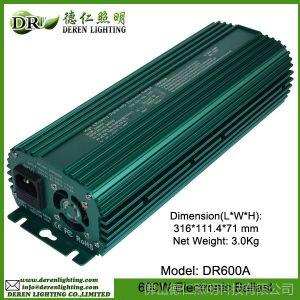 供应600W调光HID电子镇流器/植物照明