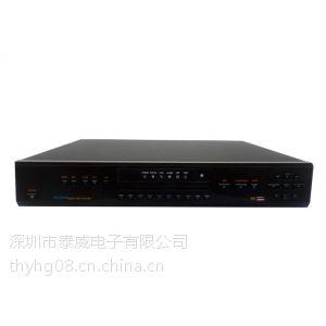 供应泰威4/8/16路D1带HDMI高清全实时硬盘录像机,支持3T硬盘,DVR,HVR,NVR混合型