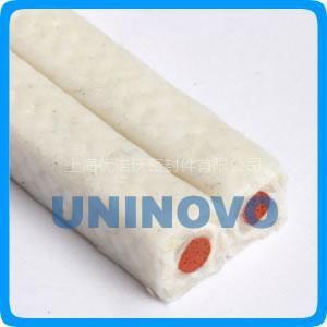 供应UNINOVO 【白芳纶纤维盘根】