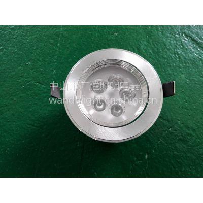 广万达GWD-THD005W高档孔灯优质天花灯