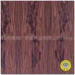 供应【广新盛】天然巴西酸枝乱纹贴面板木皮饰面板