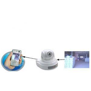 供应3G手机视频看家 3g无线视频监控、3G摄像头