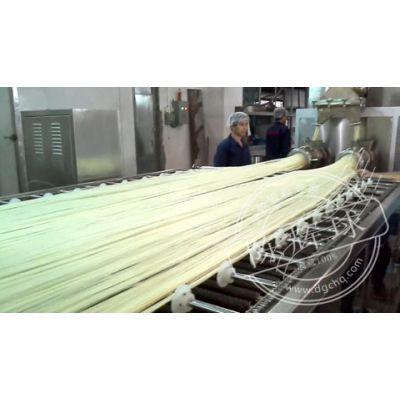 鲜米粉设备-陈辉球米粉生产线装备多家企业