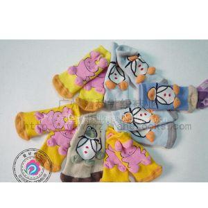 供应袜子毛圈袜儿童袜童袜女袜男袜 立体针织儿童袜 外单出口儿童袜厂