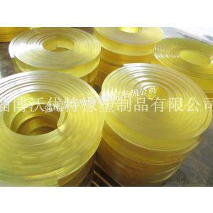 供应耐磨耐溶剂丝印淄博聚氨酯刮胶 刮刀 胶刮质量保证