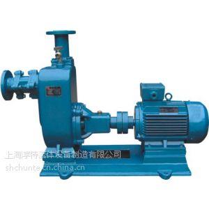 供应供应ZW自吸式排污泵生产供应商