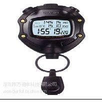 济南HS-80TW冬季运动会比赛计时器|进口卡西欧运动秒表|HS-80TW计步器