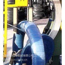 供应全自动不锈钢软管缠绕包装机
