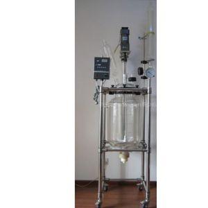 供应双层玻璃反应釜