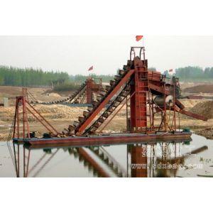 供应鑫博制造小型挖沙选铁船