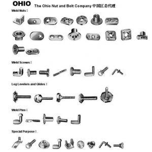 供应 Ohio Weld Screw - 焊接螺钉