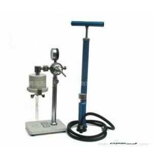 供应ZNS-2A中压失水仪,常压失水仪,打气筒失水仪,中压失水仪生产厂家
