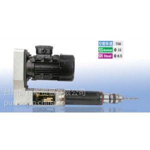 供应自动进给钻削动力头PR3P-1307,转速700,铝孔径12mm