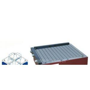 供应CNC电脑锣专用强力永磁吸盘