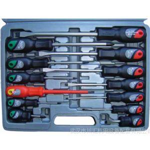 供应美国TEMO13件工业级套装螺丝批TMSC88