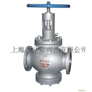 供应上海SLJ41Y双作用节流截止阀生产供应商