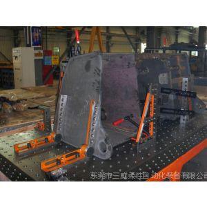 供应叉车夹具 叉车焊接夹具 叉车焊接工装