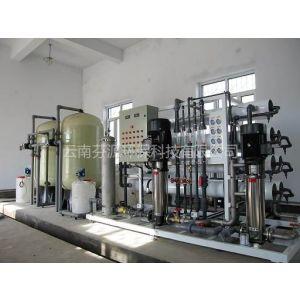 供应云南反渗透设备昆明水处理过滤器不锈钢水箱润新阀椰壳活性碳