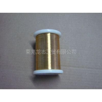 供应细铜丝极细铜丝0.06mm