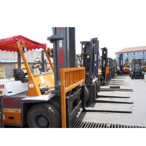 供应二手5吨柴油叉车、咸宁二手叉车市场、闲置转让