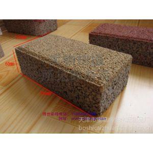供应新环保型产品—透水砖 15802227188