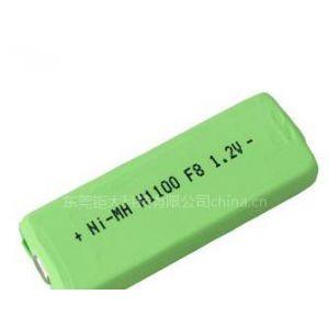 北京供应1100mAh方形口香糖充电电池
