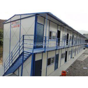 供应彩钢板房,轻钢组合房,临时宿舍,彩钢板活动房