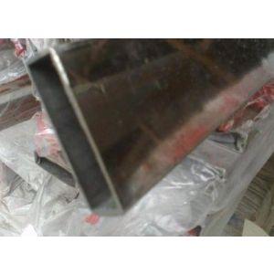 供应304不锈钢矩形管规格13*38扁管38*